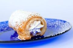 Creamy roll Stock Photos