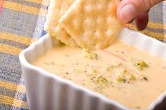 Creamy soup Royalty Free Stock Photos