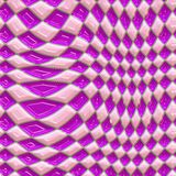 Creamy towel pattern Stock Image