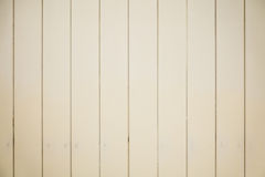 Creamy wooden plank for texture background stock image