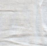 Скомканная светом предпосылка джинсов Creased поверхность джинсовой ткани Стоковое Изображение