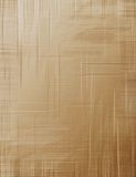 Creased brown paper Royalty Free Stock Image