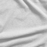 Creased cloth material Royalty Free Stock Photo