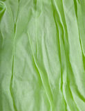 Creased fabric Stock Photography
