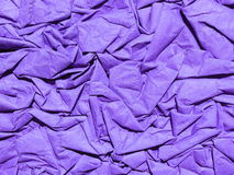 Creased paper texture Royalty Free Stock Photography