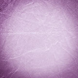 Creased Pink Fabric Background Royalty Free Stock Image