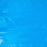 Creased plastic polyethylene film Royalty Free Stock Photography