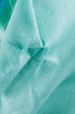 Creased woven texture Stock Images