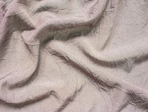 Creases cloth background Stock Image