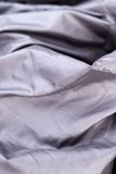 Creases of gray fabric texture. Creases of gray fabric texture Royalty Free Stock Image