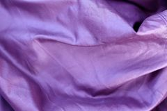 Creases of purple as texture. Creases of purple as texture Stock Photography