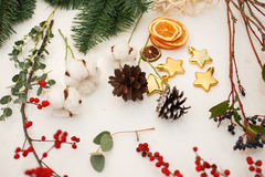 Create great winter compositions. Handmade Stock Images
