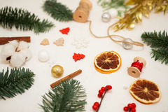 Create great winter compositions. Handmade Stock Photography