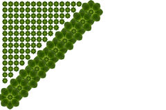 Create from leaf Stock Image