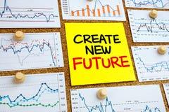 Create new future Stock Image
