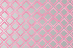 Create Seamless Pink. Square Gradient Royalty Free Stock Image