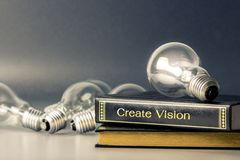 Create vision Stock Photo