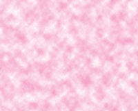 Created Pink Clouds Background Stock Image