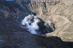 Creater of Bromo vocalno, Indonesia. Creater of Bromo vocalno, East Java, Indonesia Royalty Free Stock Photography