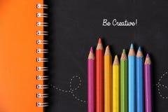 Creatief ben - achtergrondontwerp stock foto's