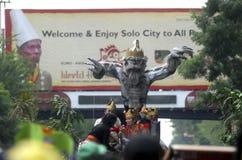 CREATIEF DE ECONOMIEpotentieel VAN INDONESIË Stock Foto