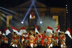 CREATIEF DE ECONOMIEpotentieel VAN INDONESIË Royalty-vrije Stock Afbeelding