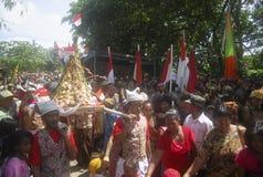 CREATIEF DE ECONOMIEpotentieel VAN INDONESIË Stock Foto's