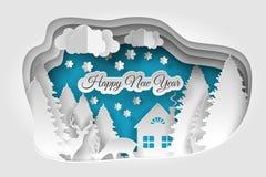 Creatief gelukkig nieuw jaar 2018 ontwerp vector illustratie