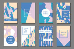 Creatief kaartenontwerp Royalty-vrije Stock Fotografie