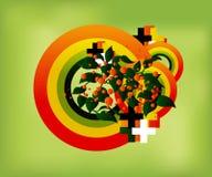 Creatief-kunst 16 Royalty-vrije Stock Afbeeldingen