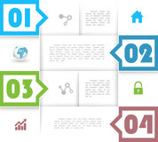 Creatief ontwerppatroon Stock Fotografie