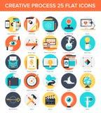 Creatief proces Royalty-vrije Stock Afbeelding