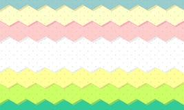 Creatieve Abstracte achtergrond - Vector stock illustratie