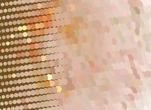 Creatieve abstracte illustratie Bevlekt halftone effect Het vector Art Royalty-vrije Stock Afbeeldingen