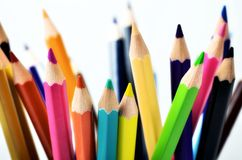 Kleuren Creatieve achtergrond 07 stock afbeelding
