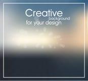 Creatieve achtergrond voor ontwerp stock illustratie