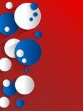 Creatieve Cirkelsachtergrond Royalty-vrije Stock Afbeeldingen
