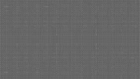 Creatieve illustratie van geleide het scherm macrodietextuur op transparante achtergrond wordt geïsoleerd Rgb de diode naadloos p royalty-vrije illustratie