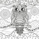 Creatieve kunst Illustratie stock illustratie