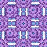 Creatieve naadloze textuur Stock Afbeelding