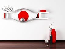 Creatieve planken Royalty-vrije Stock Afbeelding