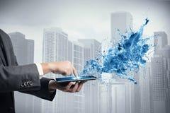 Creatieve technologie Stock Fotografie