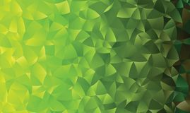 Creatieve veelhoekige abstracte achtergrond Het vector Art Royalty-vrije Stock Afbeeldingen