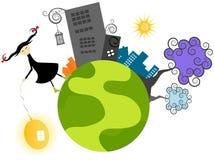 Creatieve Wereld Stock Afbeeldingen