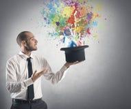 Creatieve zaken stock fotografie