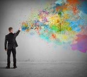 Creatieve zaken royalty-vrije stock afbeeldingen