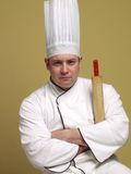 Creating chef. Stock Photo