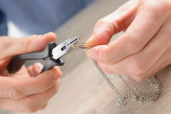 Creating or fixing jewelry stock photos