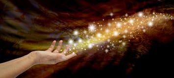Free Creating Magic Stock Image - 61903651