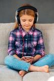 Creating new playlist. Royalty Free Stock Photos
